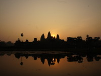 Real-Life Gaming: Siem Reap and the 8th Wonder of the World Angkor