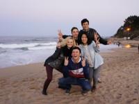 Sokcho, Strand, Soju, Seoraksan – so glücklich!